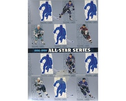 1998-99 Be A Player Signature All Star Series (Hobby Box)