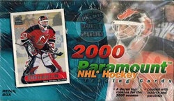 1999-00 Paramount (Retail Box)