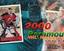 1999-00 Paramount (Retail Box)