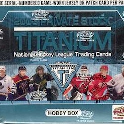 2002-03 Private Stock Titanium (Hobby Box)