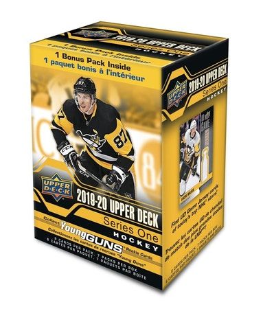 2019-20 Upper Deck Series 1 (Blaster)
