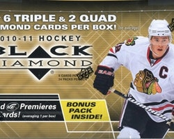 2010-11 Black Diamond (Hobby Box)