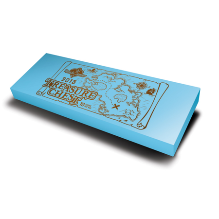 2015 Benchwarmer Treasure Chest (Hobby Box)