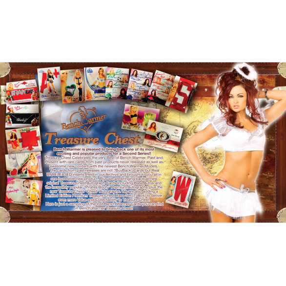 2015 Benchwarmer Treasure Chest (Hobby Box)