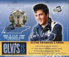 2007 Press Pass Elvis Is (Hobby Box)