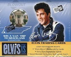 2007 Press Pass Elvis Is (Retail Box)