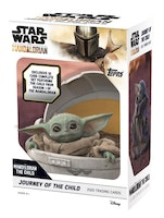 2020 Topps Star Wars Mandalorian: Journey of the Child Box