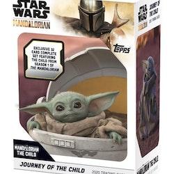 2020 Topps Star Wars Mandalorian: Journey of the Child Box