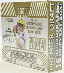 2020 Sage Hit Low Series Football (Hobby Box)