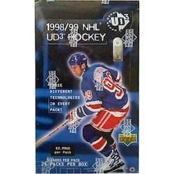 1998-99 Upper Deck UD3 (Hobby Pack)