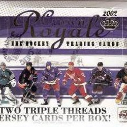 2001-02 Crown Royale (Hobby Box)