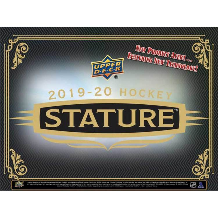 2019-20 Upper Deck Stature (Hobby Box)