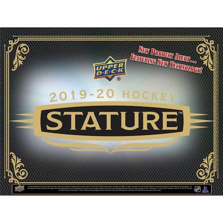 2019-20 Upper Deck Stature (Hobby Box)