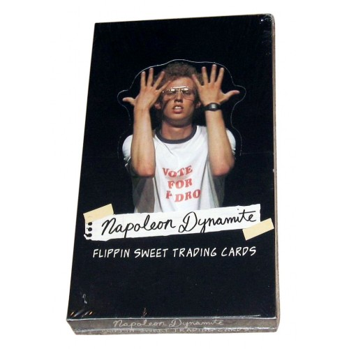 Napoleon Dynamite Flippin Sweet Trading Cards