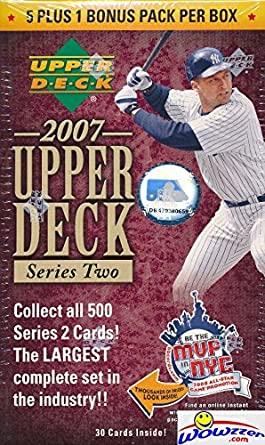 2007 Upper Deck Series 2 (Blaster)