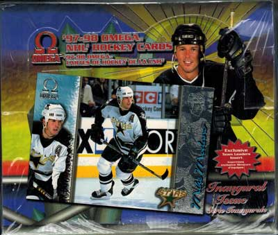 1997-98 Pacific Omega (Retail Box)