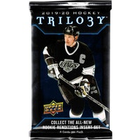 2019-20 Upper Deck Trilogy (Hobby Pack)