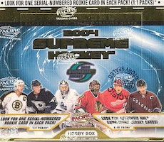 2003-04 Pacific Supreme (Hobby Box)