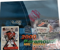 1999-00 Paramount Jewel Collection (Retail Box)