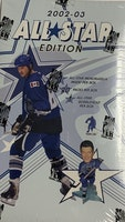 2002-03 BAP Allstar Edition (incl. Bobble Head) (Hobby Box)