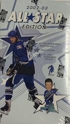 2002-03 BAP Allstar Edition (incl. Bobble Head) (Hobby Box)