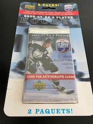 2006-07 Be A Player (Blister Pack)