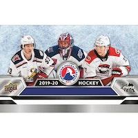 2019-20 Upper Deck AHL (Hobby Box)