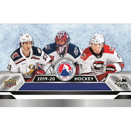2019-20 Upper Deck AHL (Hobby Box)