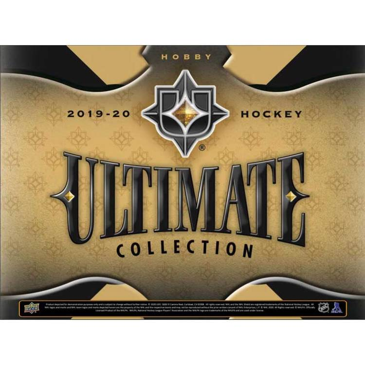 2019-20 Ultimate Collection (Hobby Box)