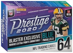 2020 Panini Prestige Football (Blaster Box)