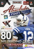 2014 Panini Absolute Memorabilia Football (Blaster Box)