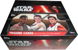 Topps Star Wars Force Awakens Series 1 (Special Hobby Edition Box)