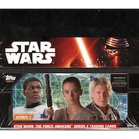 Topps Star Wars Force Awakens Series 2 (Special Hobby Edition Box)