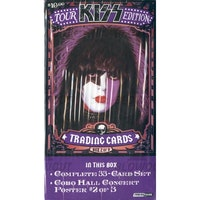 Press Pass KISS Tour Edition Poster #2 (Blaster Box)