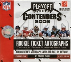 2006 Playoff Contenders Football (Hobby Box)