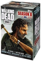 2018 Topps The Walking Dead Season 8 (Blaster Box)