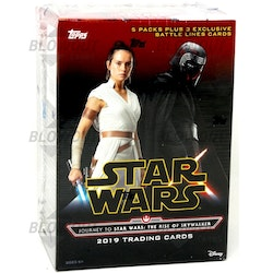 2019 Topps Star Wars Journey To The Rise of Skywalker (Blaster Box)