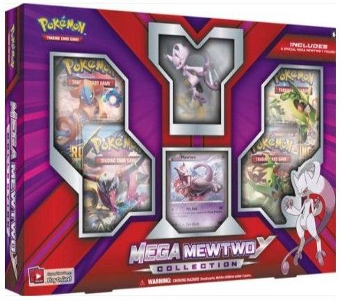 Pokemon Mega Mewtwo Y (Gift Set Box)