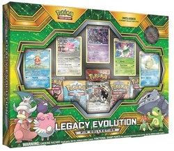 Pokemon Legacy Evolution (Pin Collection Gift Set Box)