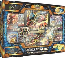 Pokemon Mega Powers Collection (Gift Set Box)