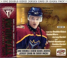 2001-02 Pacific Private Stock Titanium (Hobby Box)