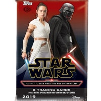2019 Topps Star Wars Journey To The Rise of Skywalker (Hobby Box)