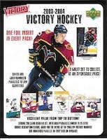 2003-04 Upper Deck Victory (Hobby Box)