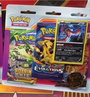 Pokemon XY Yveltal (3-Pack Blister Pack)