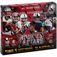 2015 Panini Rookies & Stars Longevity Football (Hobby Box)