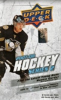2007-08 Upper Deck Series 2 (Hobby Box)