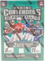 2019 Panini Contenders Football (11-Pack Blaster Box)