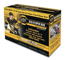 2019-20 Upper Deck Series 1 (Mega Box)