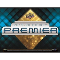 2019-20 Upper Deck Premier (Hobby Box)