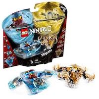 LEGO Ninjago 70663 Spinjitzu Nya och Wu